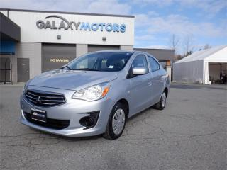 Used 2017 Mitsubishi Mirage G4 ES-BLUETOOTH,AUX,STEERING WHEEL AUDIO CONTROLS for sale in Duncan, BC