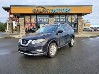 Used 2019 Nissan Rogue SV - AWD, Heated Front Seats, Back-Up Camera for sale in Courtenay, BC