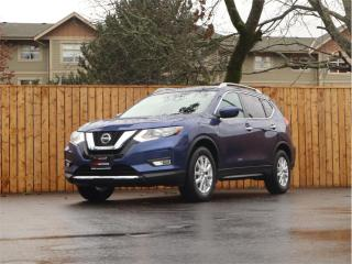 Used 2018 Nissan Rogue SV AWD, 2.5L 4 Cylinder, Automatic - LOT'S OF OPTIONS! for sale in Langford, BC
