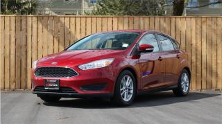Used 2016 Ford Focus SE 2.0L 4 Cylinder, FWD, Automatic - LOT'S OF OPTIONS! for sale in Langford, BC