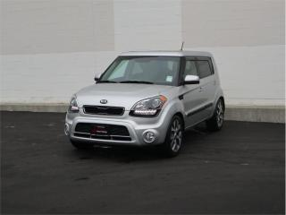 Used 2013 Kia Soul 4U LUXURY 2.0L 4 Cylinder, FWD - FULLY LOADED! for sale in Langford, BC