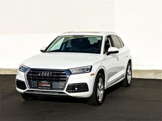 Used 2019 Audi Q5 PROGRESSIV 2.0L 4 Cylinder, AWD, Automatic - FULLY LOADED! for sale in Langford, BC