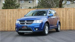 Used 2015 Dodge Journey SXT 3.6L V6, FWD, Automatic - LOCAL BC SUV! for sale in Langford, BC