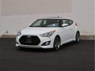 Used 2015 Hyundai Veloster TURBO 1.6L 4 Cylinder, FWD, Manual - FULLY LOADED! for sale in Langford, BC