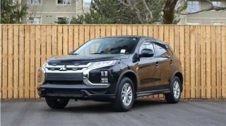 Used 2020 Mitsubishi RVR SE  2.4L 4 Cylinder, AWD, Automatic - LOW KM! for sale in Langford, BC