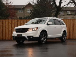 Used 2016 Dodge Journey Crossroad for sale in Langford, BC