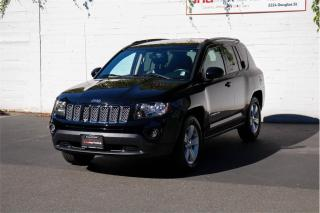 Used 2017 Jeep Compass North 4WD for sale in Victoria, BC