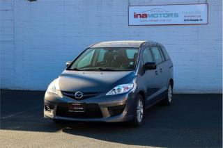 Used 2010 Mazda MAZDA5 GS for sale in Victoria, BC