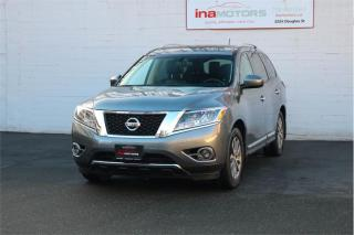 Used 2015 Nissan Pathfinder SL for sale in Victoria, BC