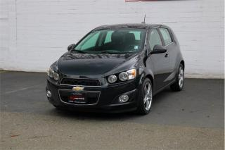 Used 2015 Chevrolet Sonic LT for sale in Victoria, BC