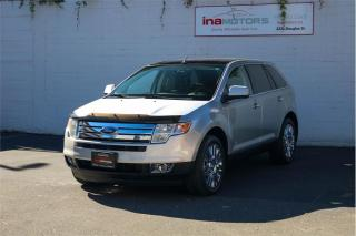 Used 2009 Ford Edge Limited for sale in Victoria, BC