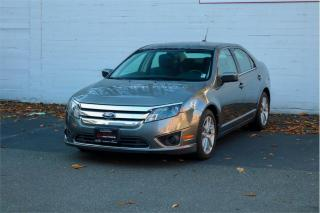 Used 2010 Ford Fusion V6 SEL AWD for sale in Victoria, BC