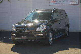 Used 2011 Mercedes-Benz GL-Class GL 350 BlueTec for sale in Victoria, BC