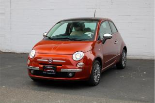 Used 2013 Fiat 500 Lounge Hatchback for sale in Victoria, BC