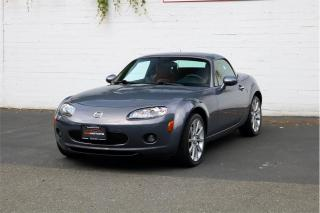 Used 2007 Mazda Miata MX-5 GRAND TOURING HARD TOP for sale in Victoria, BC