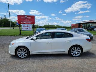 Used 2010 Buick LaCrosse CXS for sale in London, ON