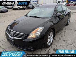 Used 2009 Nissan Altima 3.5 SL for sale in Hamilton, ON