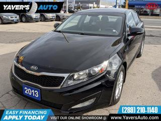 Used 2013 Kia Optima LX for sale in Hamilton, ON