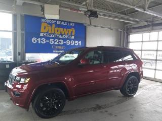 Used 2020 Jeep Grand Cherokee Laredo for sale in Nepean, ON