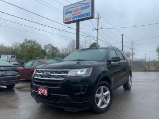 Used 2018 Ford Explorer for sale in London, ON