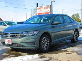 Used 2019 Volkswagen Jetta 1.4T SEL 8A for sale in Alvinston, ON
