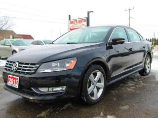 Used 2015 Volkswagen Passat TDI SE 6A w/ Sunroof for sale in Alvinston, ON