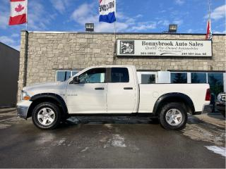 Used 2009 Dodge Ram 1500 SLT/4x4/Club Cab/Tow Package/Hemi for sale in Calgary, AB