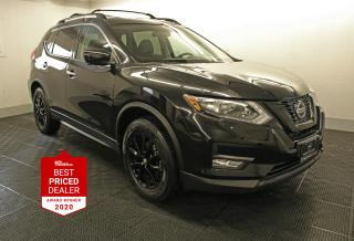 Used 2018 Nissan Rogue AWD MIDNIGHT ED *NAVIGATION - PANORAMIC ROOF* for sale in Winnipeg, MB