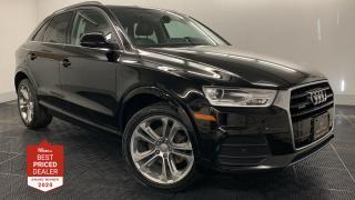 Used 2017 Audi Q3 QUATTRO 2.0T PROGRESSIV *PANORAMIC ROOF* for sale in Winnipeg, MB