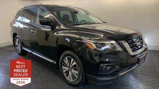 Used 2017 Nissan Pathfinder 4WD SV *HEATED SEATS - REAR CAMERA* for sale in Winnipeg, MB