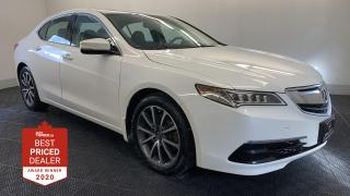 Used 2017 Acura TLX SH-AWD V6 TECH PKG *NAVIGATION - REAR CAMERA* for sale in Winnipeg, MB