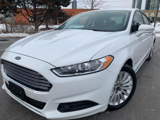 Used 2013 Ford Fusion Hybrid Se for sale in Concord, ON
