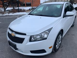 Used 2013 Chevrolet Cruze LT Turbo for sale in Concord, ON
