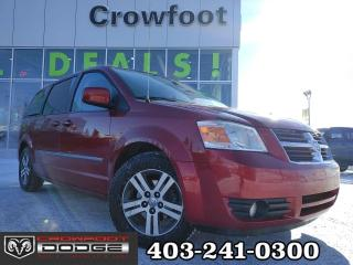 Used 2010 Dodge Grand Caravan SXT WITH STOW'N'GO for sale in Calgary, AB