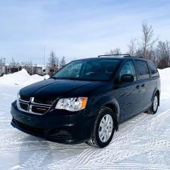 Used 2018 Dodge Grand Caravan SXT 2WD for sale in Kapuskasing, ON