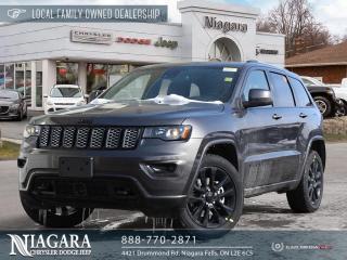 New 2021 Jeep Grand Cherokee Altitude for sale in Niagara Falls, ON