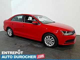Used 2017 Volkswagen Jetta Sedan Wolfsburg Edition AUTOMATIQUE for sale in Laval, QC