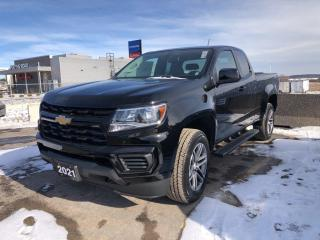 New 2021 Chevrolet Colorado WT for sale in Napanee, ON
