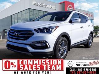 Used 2017 Hyundai Santa Fe Sport Luxury for sale in Medicine Hat, AB