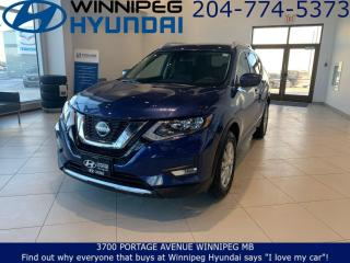Used 2019 Nissan Rogue SV for sale in Winnipeg, MB
