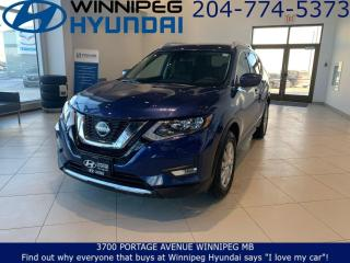 Used 2019 Nissan Rogue SV - Heated seats, bluetooth for sale in Winnipeg, MB