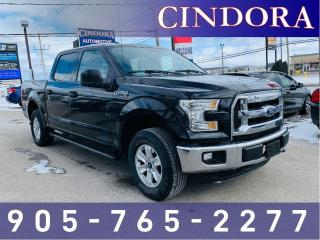 Used 2016 Ford F-150 XLT, 4x4, Rear Camera, one owner, accident free. for sale in Caledonia, ON