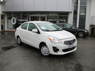 Used 2019 Mitsubishi Mirage G4 ES for sale in Surrey, BC