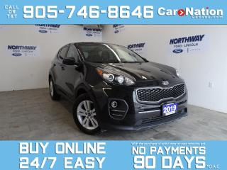 Used 2019 Kia Sportage LX | BLUETOOTH | REAR CAM | TOUCHSCREEN for sale in Brantford, ON