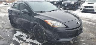 Used 2012 Mazda MAZDA3 REAR CAMERA\ HATCHBACK for sale in Scarborough, ON