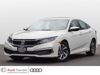 Used 2019 Honda Civic Sedan EX for sale in Thornhill, ON