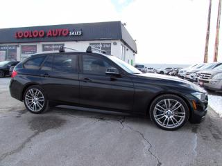 Used 2014 BMW 3 Series Sport Wagon 328xi WAGON TOURING M SPORT Navi Panoramic Certified for sale in Milton, ON