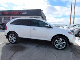 Used 2013 Ford Edge Limited AWD Navigation Camera Panoramic Certified for sale in Milton, ON
