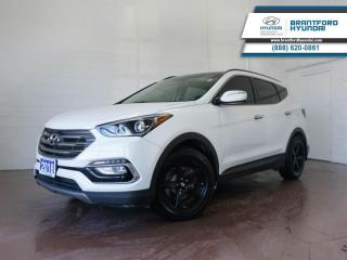 Used 2018 Hyundai Santa Fe Sport 1 OWNER | BLUETOOTH | HTD SEATS | BACK UP CAM  - $150 B/W for sale in Brantford, ON