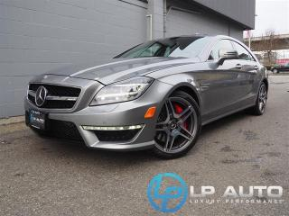 Used 2012 Mercedes-Benz CLS-Class CLS 63 AMG 4dr Sedan for sale in Richmond, BC